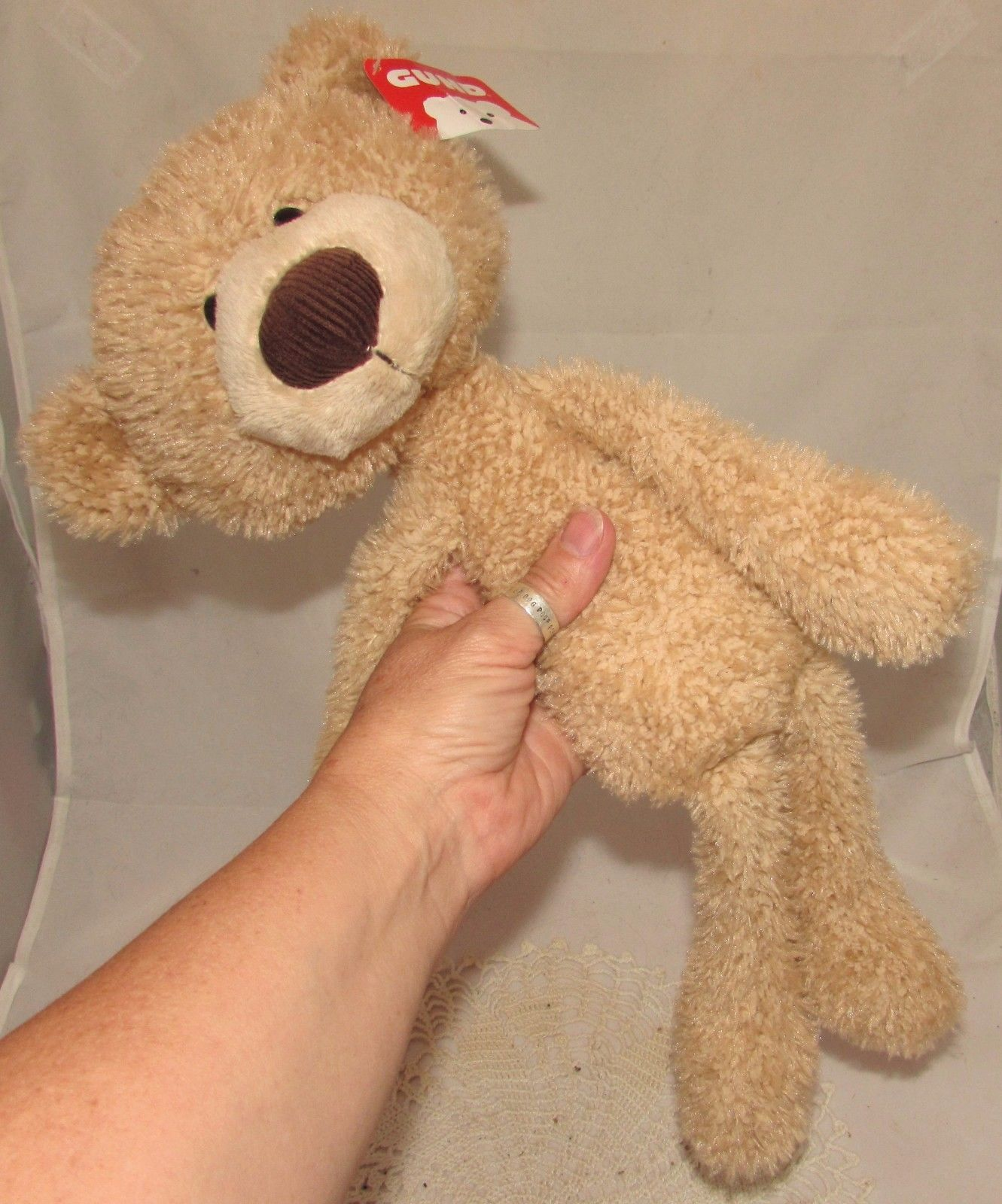 c324dcb283b Bears Light Brown Gund Teddy Bear Plush Toy