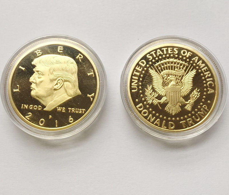Historical Memorabilia New 2017 Donald Trump Liberty 1oz